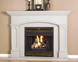 small gas fireplace efficiency insert artificial cast stone inserts direct vent