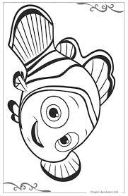 Alla Ricerca Di Nemo Giochi Da Colorare Online E Disegni Da Stampare