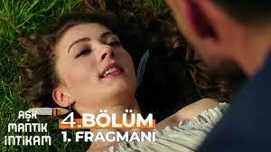 AŞK MANTIK İNTİKAM 4.BÖLÜM FRAGMANI   - Y