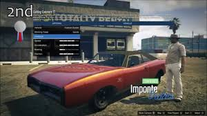 Gta Top Fastest Muscle Cars Best Fully Upgraded Cars