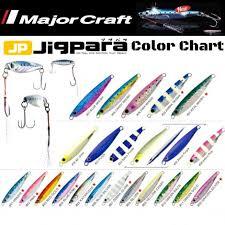 Major Craft Casting Jig Lure Jigpara Standard Jps 40 40g