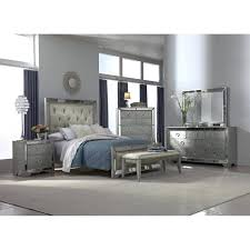Photo 5 Of 7 Mirrored Bedroom Furniture Collection Nice Silver Hayworth  Pier One Dresser B