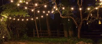 how to hang patio lights backyard party lighting