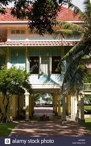 Hotel Maru Palace Maruekhathaiyawan Palace Cha Am Hua Hin Stock Photo Royalty