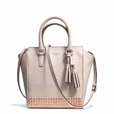 Coach    LEGACY MINI TANNER IN STUDDED LEATHER. Ummmm my next present!