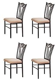 black metal dining chairs. Plain Metal With Black Metal Dining Chairs W
