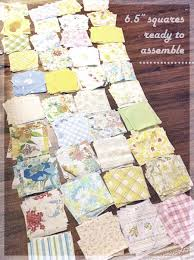 Vintage Sheet Quilt   Laura Griffin Designs & After ... Adamdwight.com