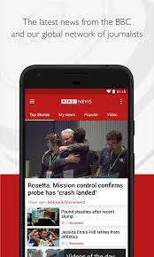 BBC News für Android - APK herunterladen