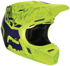 Fox Racing Airspc Goggles Review Fox V3 Grav Mx Hjelme