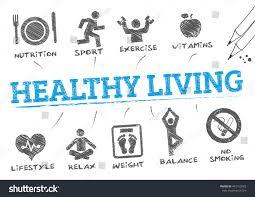 Healthy Living Chart Healthy Living Chart Never Sick Again Diagram Health Care Tips
