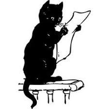 フリーイラスト素材 クリップアート 動物 生き物 哺乳類 猫 ネコ
