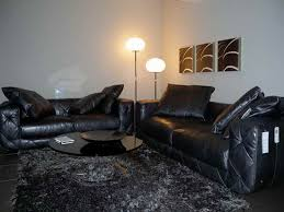 black leather couches decorating ideas. Simple Leather Image Of Black Sofa Leather Intended Couches Decorating Ideas