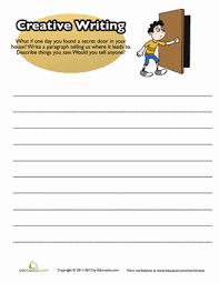 FREE ESL writing   creative writing tasks worksheets