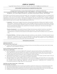 Executive Managing Director Resume How To Draft An Executive