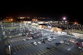 commercial led parking lot lights