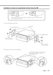 kenwood kvt 719dvd accessories installation manual