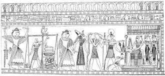 Kleur Nu Je Eigen Echte Egyptische Muurschildering Met Deze