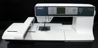 Pfaff Creative 20 Sewing And Embroidery Machine