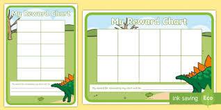 Dinosaur Reward Chart And Stickers Dinosaur Ten Frame Sticker Reward Charts Tens Frame Early
