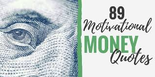 Money Motivation Quotes Beauteous 48 Motivational Money Quotes