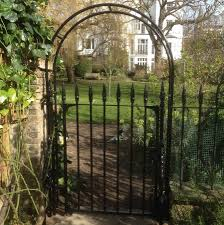 wrought iron fence victorian. Metal Gate Repairs Wrought Iron Victorian And Arch At Holland Park London W8 Fence ,