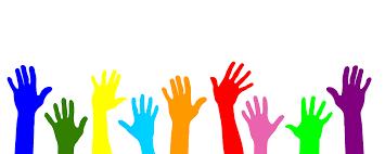 Резултат с изображение за изображение дете с цветни ръце
