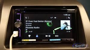 sony xav 601bt car stereo w pandora mirrorlink