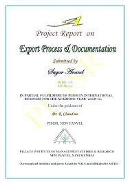 Project Templates Word Cover Page Format For Project Report Template Word Microsoft