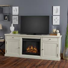 real flame cassidy 68 in electric fireplace tv stand entertainment pertaining to white entertainment center with