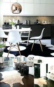 faux animal hide rug cowhide black and white zebra tan rugs large geomet
