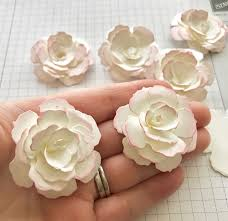 How To Make A Beautiful Flower With Paper Scrimpingmommy How To Make Beautiful Paper Flowers