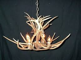 full size of deer antler ceiling lights uk fan light kit faux chandelier lighting cool big