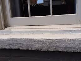 Best Window Caulk Deferred Maintenance And Bubbling Plaster Its Caulk To The