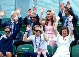 Kate Middleton Returns to Wimbledon for Men's Final