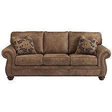 Furniture sofa design Steel Ashley Furniture Signature Design Larkinhurst Sofa Contemporary Style Couch Earth Bassett Furniture Amazoncom Ashley Furniture Signature Design Larkinhurst Sofa