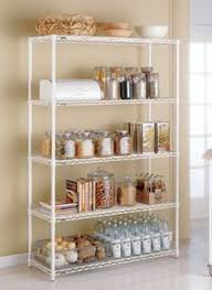 kitchen wire shelving. The Container Store InterMetro® Kitchen Shelves. Wire Shelving