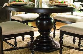 Paula Deen Kitchen Furniture Paula Deen Home Round Pedestal Table In Tobacco By Dining Rooms Outlet