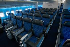 Deltas New Boeing 777 Pictures Details Business Insider