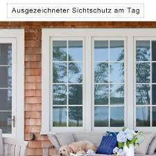 Fancy Fix Transparente Sonnenschutzfolie 99 Uv Block Fensterfolie