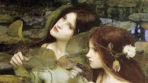 john william waterhouse 1849 1917 artiste peintre painter artist musique sergueï rachmaninoff you