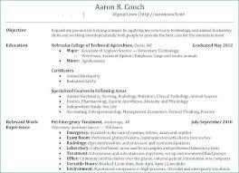 Gallery Of Phlebotomy Resume Sample Resume Examples For Phlebotomy