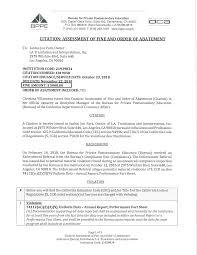 Bureau For Private Postsecondary Education La Translation And