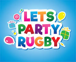 <b>Let's Party</b> Rugby