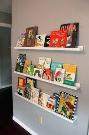 childrens wall bookshelf book diy childrens wall bookshelf