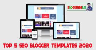 Blogger Templates 2020 Top 5 Seo Friendly Blogger Templates 2020 Adsense