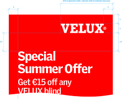 Colours Velux Brand Identity Guide