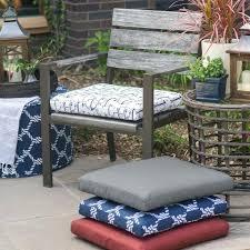 19 x 21 outdoor cushions c coast classic x in outdoor seat pad blazing needles 19