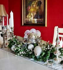 Full Size of Home Design:gorgeous Christmas Dining Room Table Decorations  Home Design Large Size of Home Design:gorgeous Christmas Dining Room Table  ...
