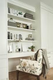 hallway office ideas. built in desk contemporary denlibraryoffice kelly deck design hallway office ideas