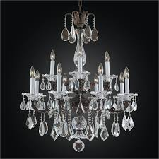 12 light chandelier old world chandelier english manor 546md12lob 7c